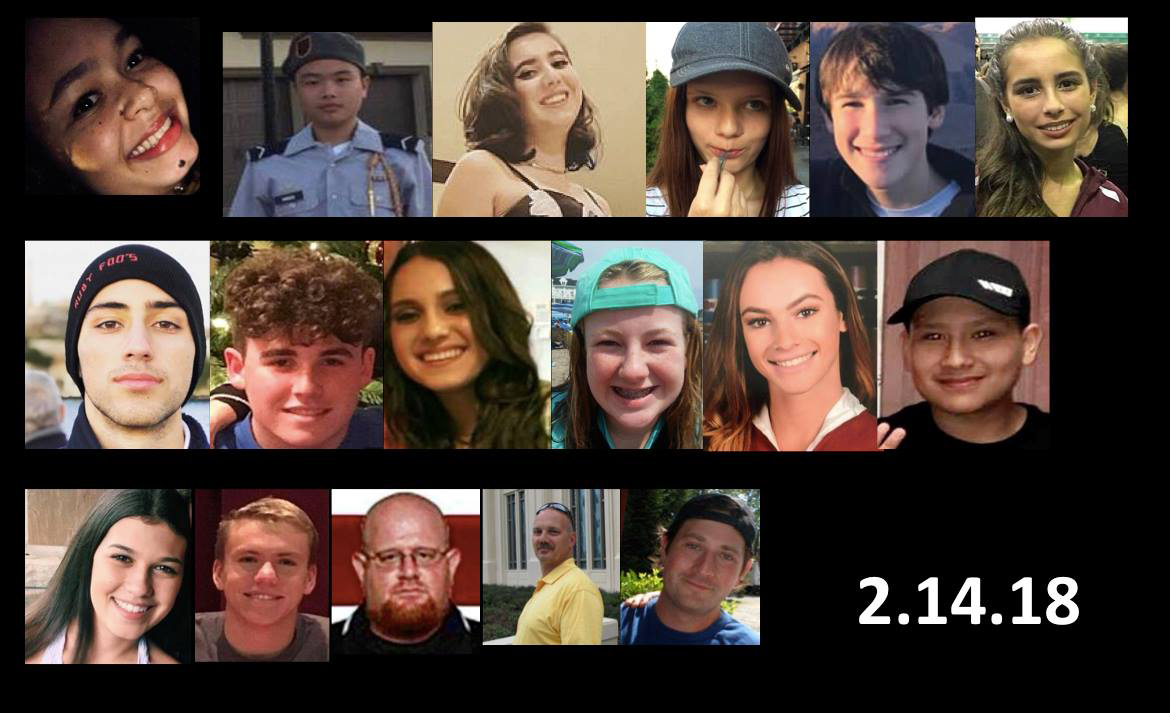 Parkland victims cropped